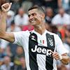 Cristiano Ronaldo Akhirnya Cetak Gol Perdana Untuk Juventus