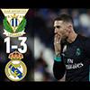 Real Madrid Kembali Tajam di La Liga