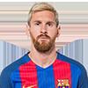 Bumi21, Agen Bola Terpercaya, Situs Agen Judi Bola Online Terpercaya, Lionel Messi Tim Terbaik UEFA 2017.
