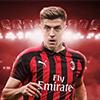 Piatek Cetak Sejarah AC Milan