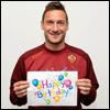 Selamat Ulang Tahun ke 40 Francesco Totti